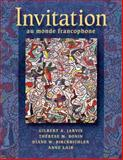Invitation Au Monde Francophone, Jarvis, Gilbert A. and Birckbichler, Diane W., 1413001335