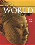 World History, Elisabeth Gaynor Ellis and Anthony Esler, 013323133X