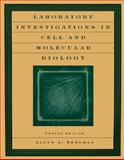 Laboratory Investigations in Cell and Molecular Biology, Bregman, Allyn, 0471201332
