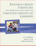 Research-Based Strategies for Improving Outcomes for Targeted Groups of Learners, McWilliam, R. A. and Cook, Bryan G., 0137031335