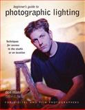 Beginner's Guide to Photographic Lighting, Don Marr, 1584281332