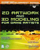 2D Artwork and 3D Modeling for Game Artists, Franson, David, 1931841330
