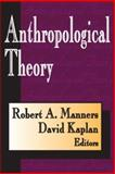 Anthropological Theory, , 0202361330