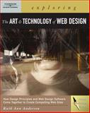 Exploring the Art and Technology of Web Design (Book Only), Anderson, Ruth Ann, 1111321337