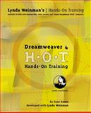 Dreamweaver 4 Hands-On Training, Weinman, Lynda and Green, Garo, 0201741334