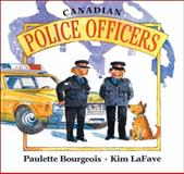 Canadian Police Officers, Paulette Bourgeois, 1550741330