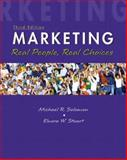 Marketing : Real People, Real Choices, Solomon, Michael R. and Stuart, Elnora W., 0130351342
