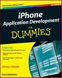 iPhone Application Development for Dummies, Neal Goldstein, 1118091345