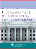 Fundamentals of Litigation for Paralegals 8e, Maerowitz, 1454831340