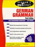 Schaum's Outline of German Grammar, Gschossmann-Hendershot, Elke and Feuerle, Lois M., 0070251347
