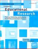 Creswell's Educational Research, William G. Doty, 0131701347