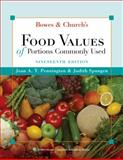 Bowes and Church's Food Values of Portions Commonly Used 9780781781343