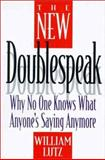 The New Doublespeak, William Lutz, 0060171340