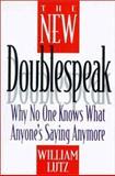 The New Doublespeak, William Lutz, 0060171340