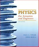 Physics for Scientists and Engineers, Tipler, Paul A. and Mosca, Gene, 1429201347
