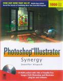 Photoshop and Illustrator Synergy, Alspach, Jennifer, 0764531344