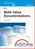 The Mak Value Documentations, , 3527311343