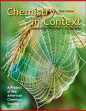 Chemistry in Context : Applying Chemistry to Society, Eubanks, Lucy Pryde and Middlecamp, Catherine H., 0077221346