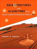 Data Structures and Algorithms with Object-Oriented Design Patterns in C++, Preiss, Bruno R., 0471241342