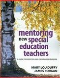 Mentoring New Special Education Teachers 9780761931348