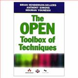 The Open Toolbox of Techniques, Henderson-Sellers, Brian, 0201331349