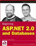 ASP. NET 2.0 and Databases, John Kauffman and Bradley Millington, 0471781347
