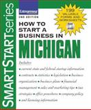 How to Start a Business in Michigan, Entrepreneur Press Staff, 1599181347
