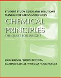 Chemical Principles : The Quest for  Insight, Atkins, Peter and Jones, Loretta, 1429231351