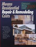 Contractor's Pricing Guide : Residential Detailed Costs, , 0876291353