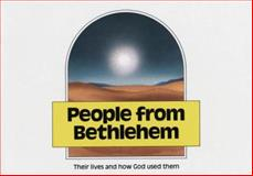 People from Bethlehem, C. Morison, 0906731356