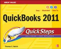 QuickBooks 2011 QuickSteps, Barich, Thomas, 0071751351