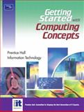 Getting Started with Computing Concepts, Digital Content Factory Staff, 0131411357