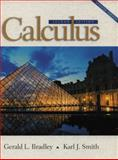 Calculus, Bradley, Gerald L. and Smith, Karl J., 0136601359