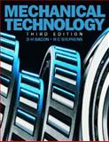 Mechanical Technology, Bacon, Dennis Henry and Stephens, R. C., 0831131357