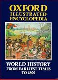 World History from Earliest Times To 1800 9780198691358