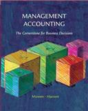 Management Accounting, International Student Edition, Mowen, Maryanne M., 0324311354