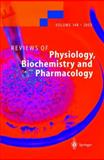 Reviews of Physiology, Biochemistry and Pharmacology 9783540401360