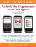 Android for Programmers : An App-Driven Approach, Deitel, Paul J. and Deitel, Harvey M., 0132121360