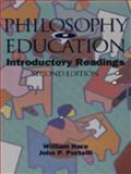 Philosophy of Education : Introductory Readings, , 1550591363