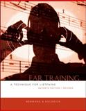 Ear Training, Benward, Bruce and Kolosick, J. Timothy, 0073401366