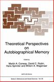 Theoretical Perspectives on Autobiographical Memory 9789048141364