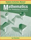 Mathematics for Elementary Teachers : A Contemporary Approach, Musser, Gary L. and Peterson, Blake E., 0470531363
