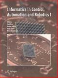 Informatics in Control, Automation and Robotics I, , 1402041365