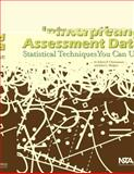 Interpreting Assessment Data : Statistical Techniques You Can Use, Christmann, Edwin P. and Badgett, John L., 1933531363