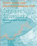 Study Guide/Solutions Manual for Organic Chemistry, Schore and Vollhardt, K. Peter C., 142923136X