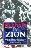 Blood in Zion 9781857531367
