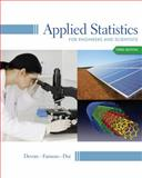 Applied Statistics for Engineers and Scientists, Devore, Jay L. and Doi, Jimmy A., 113311136X