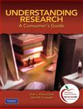 Understanding Research : A Consumer's Guide (with MyEducationLab), Plano Clark, Vicki L. and Creswell, John W., 0136101364