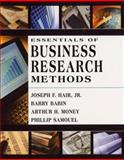 Essentials of Business Research Methods, Hair, Joseph F., Jr. and Money, Arthur H., 0471271365