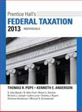 Prentice Hall's Federal Taxation 2013 Individuals, Pope, Thomas R. and Anderson, Kenneth E., 0132891379
